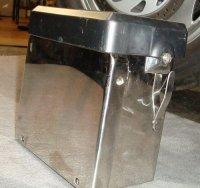 Ящик для акб  Suzuki vl1500lc