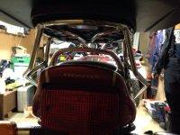 Багажник на CB750