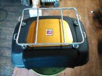 багажник на центральный кофр для мотоцикла Honda XL 1000 V Varadero
